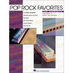 Buy Pop Rock Favorites for Harmonica